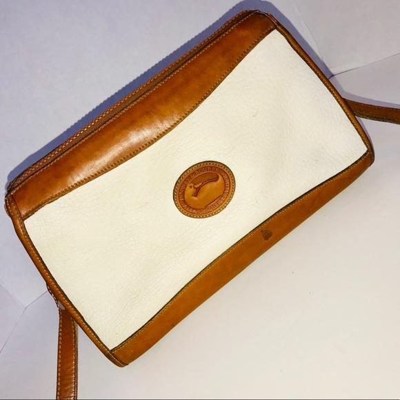 Dooney & Bourke Handbags - Dooney and Bourke vintage leather bag